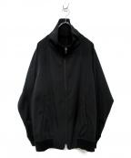 THE Sakaki(ザ サカキ)の古着「トラックジャケット」|ブラック