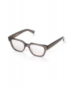 OLIVER GOLDSMITH(オリバー ゴールドスミス)の古着「眼鏡」|グレー