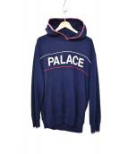 PALACE(パレス)の古着「パーカー」|ネイビー
