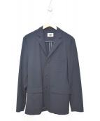 MOSODELIA(モソデリア)の古着「3Bジャケット」|ネイビー