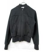 COMME des GARCONS(コムデギャルソン)の古着「トラックジャケット」|ブラック