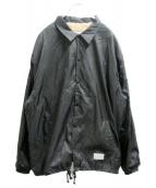 WACKO MARIA(ワコマリア)の古着「コーチジャケット」|ブラック