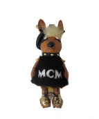 MCM(エムシーエム)の古着「3Dパンクラビットチャーム」