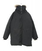 CANADA GOOSE(カナダグース)の古着「VANCOUVER JACKET」 ブラック