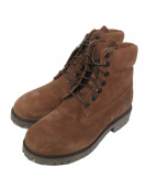 Timberland(ティンバーランド)の古着「Heritage 6-inch boots」 ブラウン