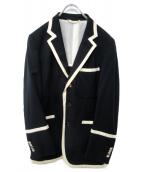The Stylist Japan(ザスタイリストジャパン)の古着「2Bジャケット」|パープル
