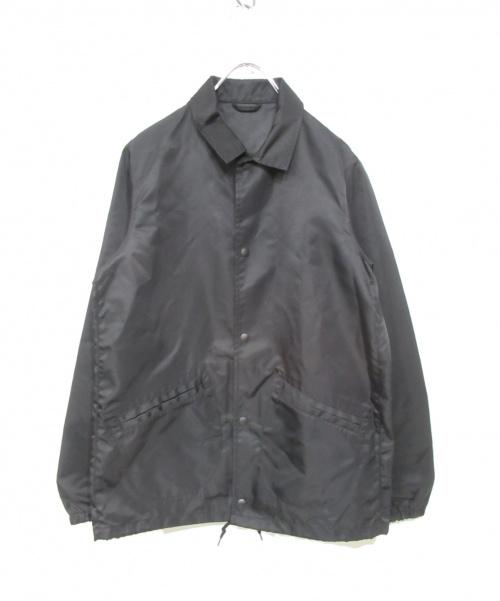 SOPH.(ソフ)SOPH. (ソフ) コーチジャケット ブラック サイズ:Mの古着・服飾アイテム
