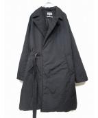 SONTAKU(ソンタク)の古着「TYROCKEN TECHO CORT」|ブラック