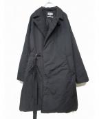 SONTAKU(ソンタク)の古着「TYROCKEN TECHO CORT」 ブラック
