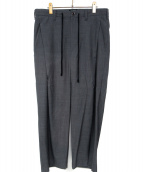 syte(サイト)の古着「タックパンツ」 グレー