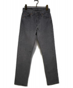 LevisR Authorized Vintage(リーバイスオーソライズド ヴィンテージ)の古着「リペア古着デニム」|グレー
