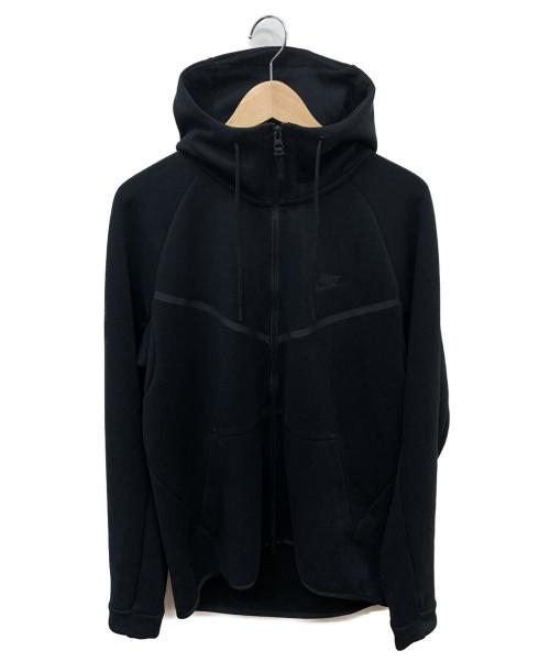 NIKE(ナイキ)NIKE (ナイキ) ジップパーカー ブラック サイズ:SIZE Lの古着・服飾アイテム