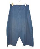 Dulcamara(ドゥルカマラ)の古着「サルエルパンツ」|ネイビー