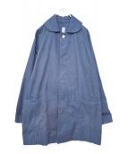 KATO(カトー)の古着「ワークコート」|ネイビー