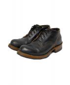 WHITES BOOTS(ホワイツ ブーツ)の古着「OXFORDシューズ」|ブラック