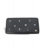 Paul Smith(ポールスミス)の古着「長財布」|ブラック