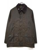 Barbour(バブアー)の古着「Classic Beaufort Jacket」|ブラウン