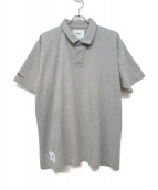 WTAPS(ダブルタップス)の古着「20S/S POLO SS 03」|グレー