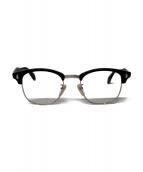GLAD HAND(グラッドハンド)の古着「伊達眼鏡」|ブラック