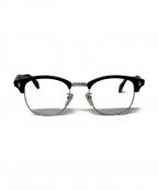 GLAD HAND(グラッドハンド)の古着「伊達眼鏡」 ブラック