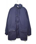 古着(フルギ)の古着「ライナー付きフーデッドコート」 ネイビー