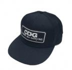 GOOD DESIGN SHOP COMME des GARCONS(コムデギャルソン)の古着「LOGO BASE CAP」|ブラック