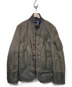 JUNYA WATANABE MAN(ジュンヤワタナベ マン)の古着「フライトジャケット WR-J051 AD2006」|カーキ