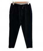 ROTT WEILER(ロットワイラー)の古着「イージースラックス」|ブラック