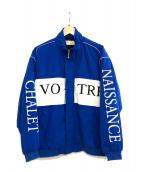 NAISSANCE(ネサーンス)の古着「ドライバージャケット」|ブルー