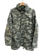 US ARMY(ユーエスアーミー)の古着「ECWCS UNIVERSAL CAMO GORE-TEXR」|グリーン