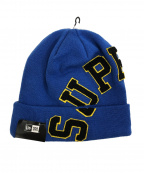 SUPREME×NEWERA(シュプリーム×ニューエラ)の古着「20aw Big Arc Logo Beanie」|ブルー