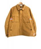 ()の古着「MOUNT TECUMSEH WORKER JACKET」|ブラウン