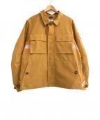 Timberland(ティンバーランド)の古着「MOUNT TECUMSEH WORKER JACKET」|ブラウン