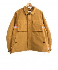 Timberland (ティンバーランド) MOUNT TECUMSEH WORKER JACKET ブラウン サイズ:XL