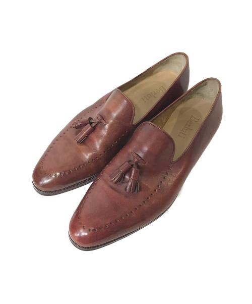 Berluti(ベルルッティ)Berluti (ベルルッティ) タッセルローファー ブラウン サイズ:7 1/2の古着・服飾アイテム