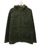 FILSON GARMENT(フィルソンガーメント)の古着「キルティングジャケット」 カーキ