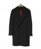 BOGLIOLI(ボリオリ)の古着「DOVER ウールコート」|グレー