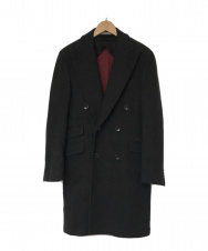 BOGLIOLI (ボリオリ) DOVER ウールコート グレー サイズ:44
