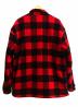CARHARTT WIP (カーハート ダブリューアイピー) ジャケット レッド サイズ:L 秋冬物:9800円