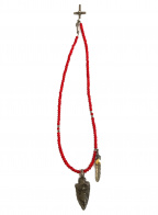 ARIZONA FREEDOM(アリゾナ フリーダム)の古着「矢じりネックレス」