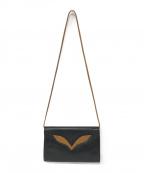 MORABITO(モラビト)の古着「ショルダーバッグ」|ブラック
