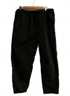 STONEMASTERx A.H(ストーンマスター×エーエイチ)の古着「Classic PANTS SM HYBRID PANT」 カーキ