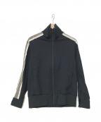 ROBES&CONFECTIONS(ローブス&コンフェクションズ)の古着「Microfiber Jersey Track Jacket」|ブラック