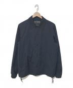 FUMITO GANRYU(フミトガンリュウ)の古着「コーチジャケット」|ネイビー