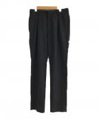 H BEAUTY&YOUTH(エイチ ビューティアンドユース)の古着「WOOL MOHAIR PANTS」|ネイビー
