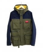 POLO RALPH LAUREN()の古着「HI TECH WATERPROOF ANORAK JACK」|カーキ
