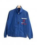RALPH LAUREN()の古着「ブルゾン」|ブルー