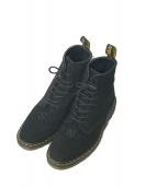 ()の古着「8ホールブーツ」|ブラック