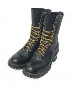 HATHORN(ハソーン)の古着「ブーツ」|ブラック