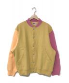 LEVIS VINTAGE CLOTHING(リーバイスヴィンテージクロージング)の古着「VINTAGE CLOTHING FLEECE CARDIG」|マルチカラー